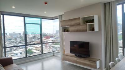 เช่าคอนโดสยาม จุฬา สามย่าน : For Rent The Room Rama4 (2Bed 79sqm ) 45,000 Baht/Month