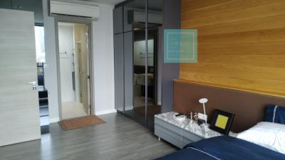 เช่าคอนโดสยาม จุฬา สามย่าน : For Rent The Room Rama4 (2Bed 85sqm ) 40,000 Baht/Month Special Price for this room