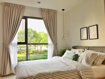 เช่าคอนโดอ่อนนุช อุดมสุข : +++เช่าด่วน ห้องสวย +++ Life Sukhumvit 48*  2 ห้องนอน 40 ตร.ม. ชั้น 7 แต่งสวย พร้อมอยู่