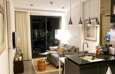 For SaleCondoWongwianyai, Charoennakor : +++ Urgent sale +++ Nye by Sansiri ** 1 bedroom 35 sqm. 9th floor, fully furnished room, ready to move in !!!!
