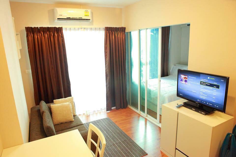 For RentCondoChiang Mai, Chiang Rai : (Chet Yod) Quick rent One plus condo near Maya Chiang Mai