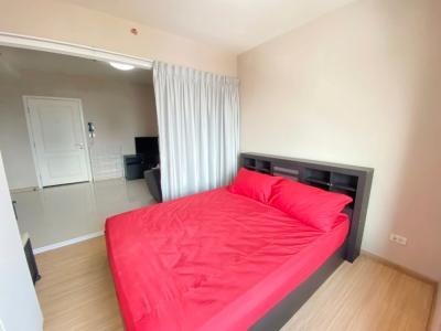 For RentCondoRamkhamhaeng, Hua Mak : ✨✨ For rent, Condo Fuse Mobius Ramkhamhaeng - Klongton, 1 bedroom, 30 sq.m., 12th floor, near Airport Link Ramkhamhaeng, only 8,500✨✨