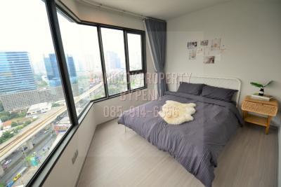 For RentCondoLadprao, Central Ladprao : Life Ladprao– Central  Ladprao  View – Corner Unit 36 sqm 7920