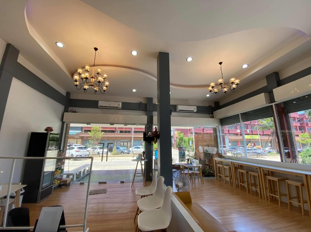 For LongleaseShophouseNakhon Pathom, Phutthamonthon, Salaya : Lease business for a tutoring school, a building with 2 booths, 4 floors, Nakhon Pathom