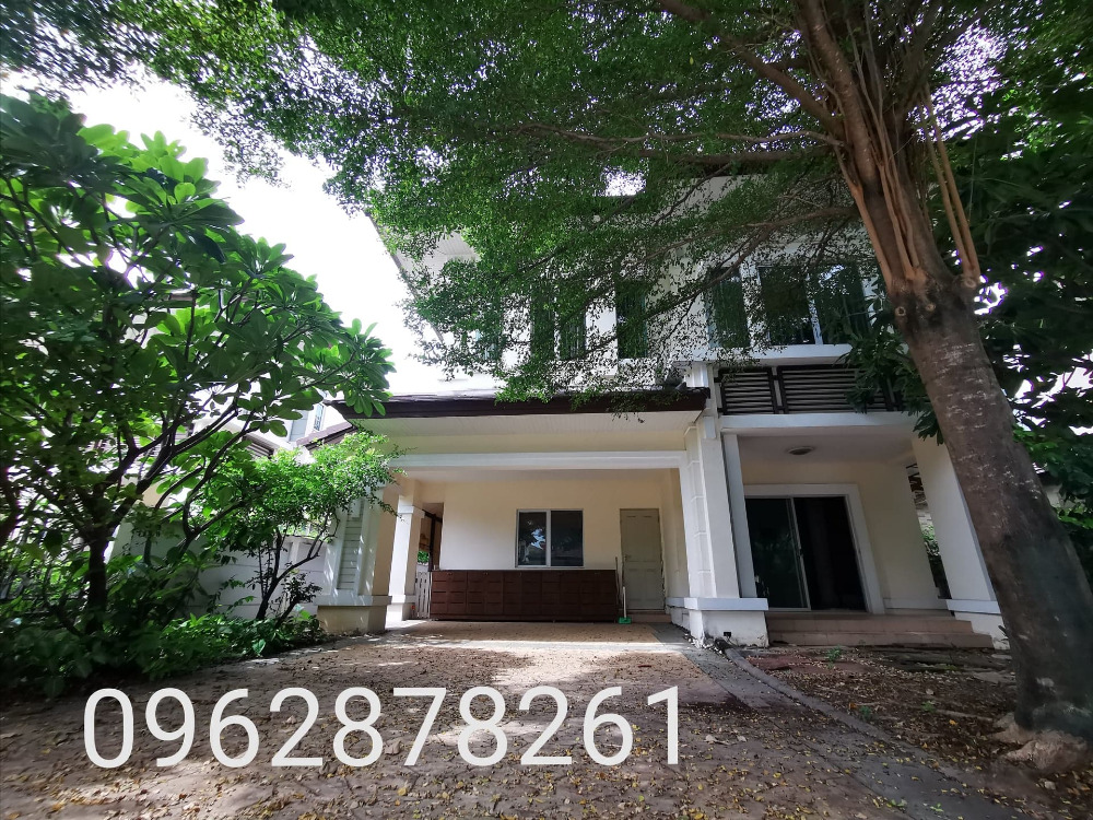 For RentHouseRattanathibet, Sanambinna : The City Rattanathibet-Khae Rai For Rent Modern house near MRT