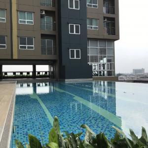 ขายคอนโดราษฎร์บูรณะ สุขสวัสดิ์ : ขาย คอนโด พระราม 2 ลุมพินี วิลล์ สุขสวัสดิ์ - พระราม 2 Condo Lumpini Ville Suksawat - Rama 2 For Sale ราคาต่ำกว่า 2 ล้าน 1 ห้องนอน 23.50 ตารางเมตร เดินทางสะดวก ใกล้ทางด่วน ใกล้ BTS วงเวียนใหญ่