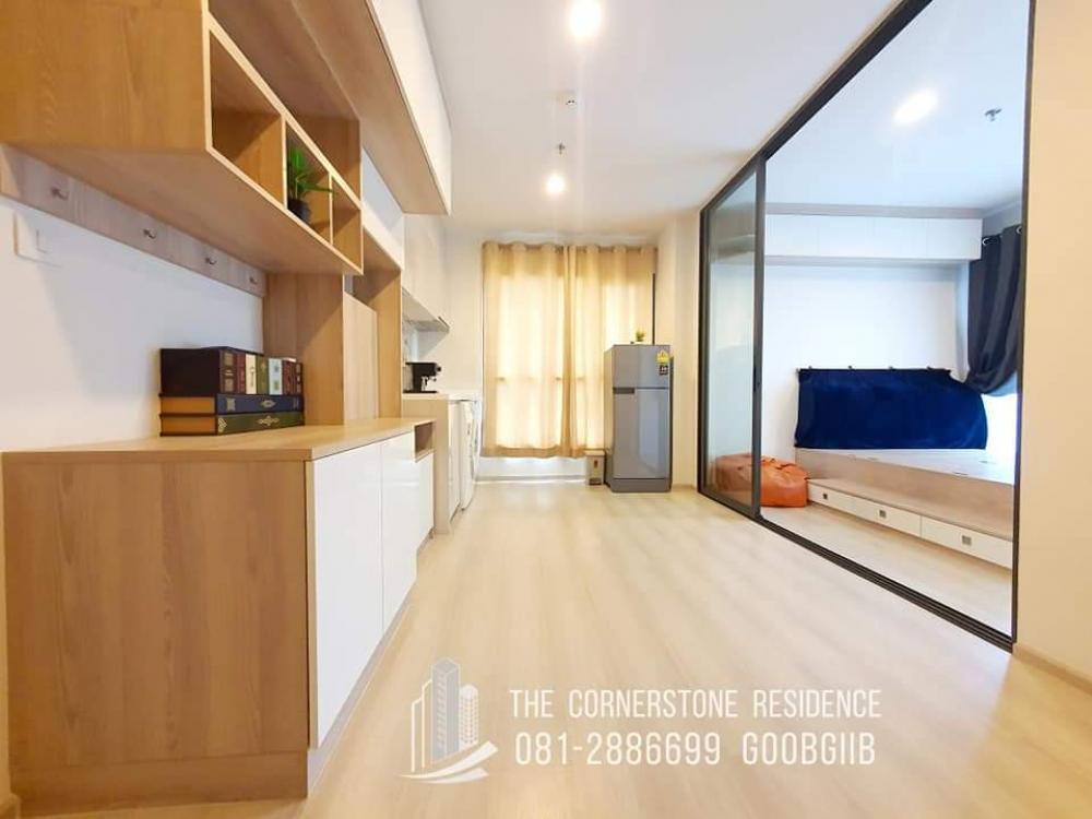 For RentCondoOnnut, Udomsuk : For rent Life sukhumvit 48 condo /40 sqm./ 20,000 baht, new room
