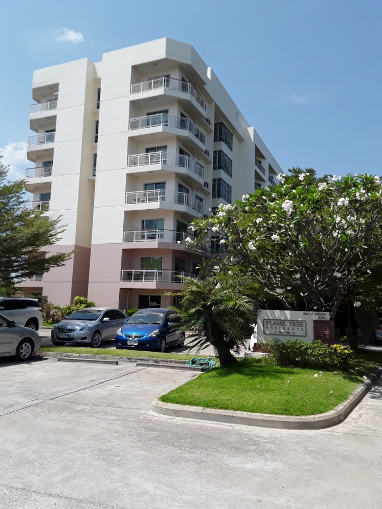 For SaleCondoCha am, Hua Hin : Condo for sale Frame Tree Residence Hua Hin