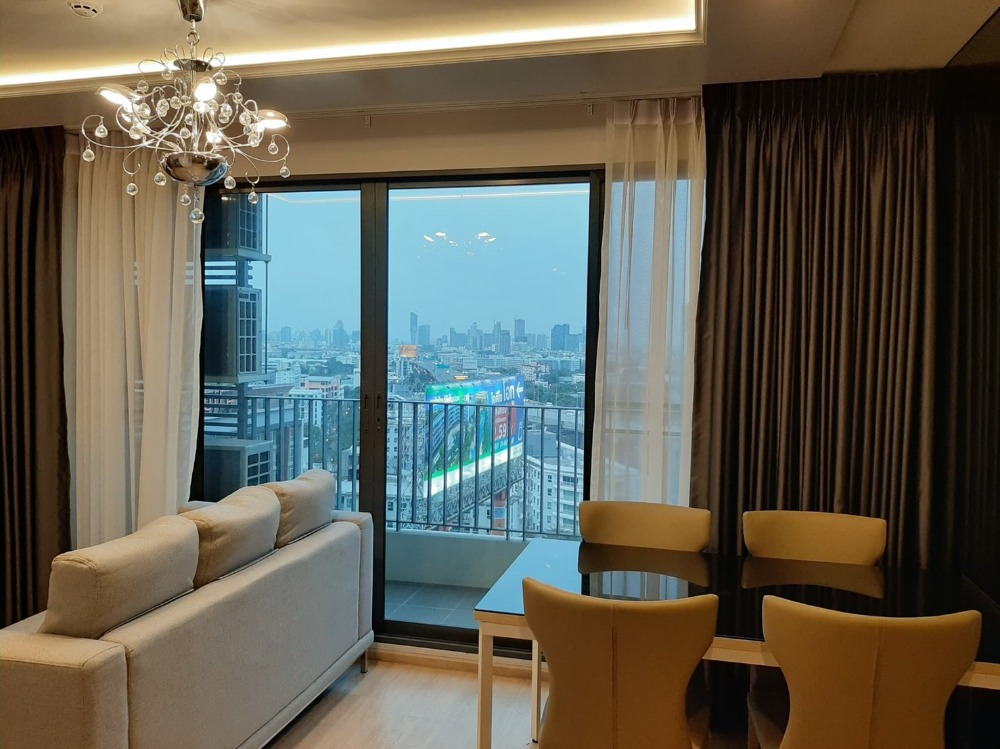 For RentCondoBangna, Lasalle, Bearing : For rent ✨Ideo O2✨ City view, fully furnished, near BTS Bangna
