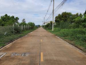 For SaleLandRangsit, Patumtani : Land for sale in Khlong 4 Lamlukka-Rangsit Sai Chao Sai Road Soi Sawai Pracharat 29, area of 100 sq m.