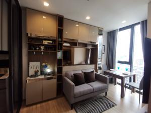 For RentCondoSapankwai,Jatujak : THE LINE Phahon - Pradipat - 1 bed room, good view and decoration