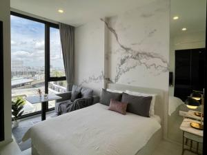 For RentCondoKasetsart, Ratchayothin : Mazarine Rachayothin studio 25 sq.m. for rent