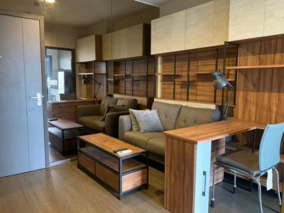 For SaleCondoOnnut, Udomsuk : FOR SALE Ideo Sukhumvit 93 new unit good decoration 1 bedroom 4.62 MB only !!