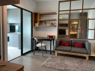 For SaleCondoOnnut, Udomsuk : FOR SALE Ideo Sukhumvit 93 new unit good decoration 1 bedroom 4.55 MB only !!
