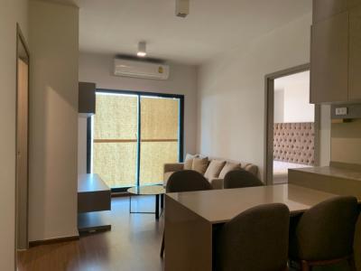 For SaleCondoOnnut, Udomsuk : FOR SALE Ideo Sukhumvit 93 new unit good decoration 2 bedrooms 2 bathrooms 8.25 MB only !!