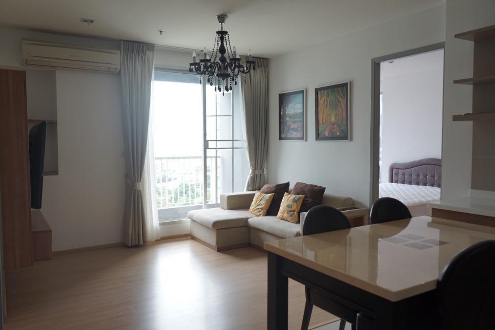 For RentCondoOnnut, Udomsuk : RHYTHM SUKHUMVIT– facing east, clear View – Corner Unit 65.6 sqm 8011