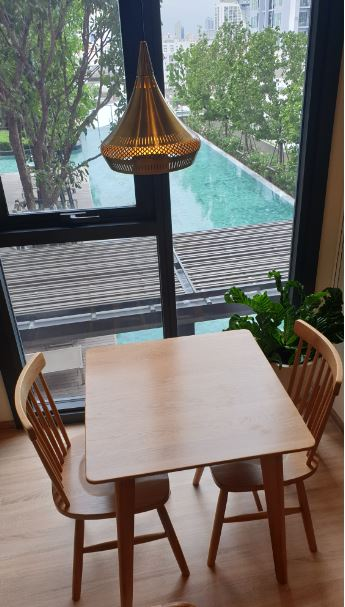 For SaleCondoSapankwai,Jatujak : (Owner Post Owner Post) Condo for sale, The Line Phahon - Pradipat Provides the same living as a resort every day.