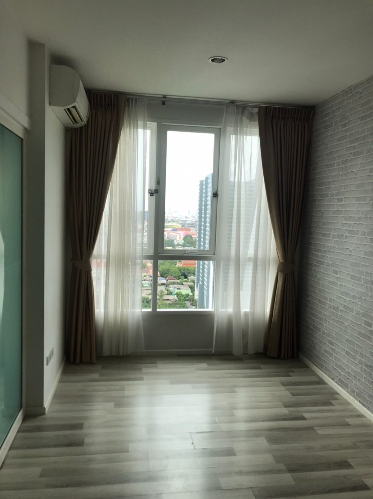 For SaleCondoThaphra, Wutthakat : 30.63 Sq.m Room on Highest Floor at The Key Sathorn - Ratchapruek! Perfect Price on Great Location!!!