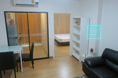 For RentCondoBangna, Lasalle, Bearing : Supalai City Resort Bearing, Building A, 4th floor, price 12,500 baht / month