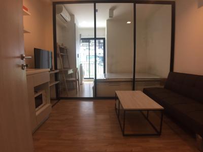 For RentCondoSamrong, Samut Prakan : For Rent The cabana 3th floor, Studio room 1 Bathroom