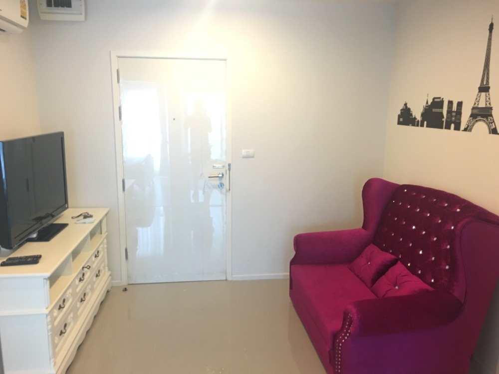 For RentCondoRama9, RCA, Petchaburi : วิวชั้น Fl18th ASPIRE RAMA9 - For Rent - MRT Rama9 (owner)