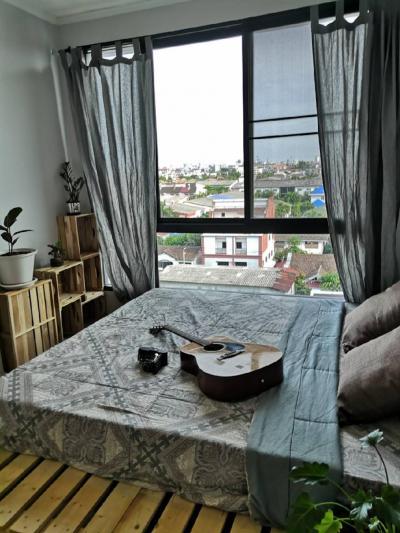 For RentCondoLadprao 48, Chokchai 4, Ladprao 71 : 🔥 Beautiful room, My Story Ladprao 71, the best condo in Soi Ladprao 71, connecting many main roads