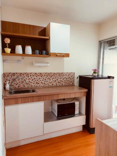 For RentCondoNawamin, Ramindra : Condo for rent, Lumpini Ramintra-Nawamin Km. 8, size 25 sqm., Ready to move in