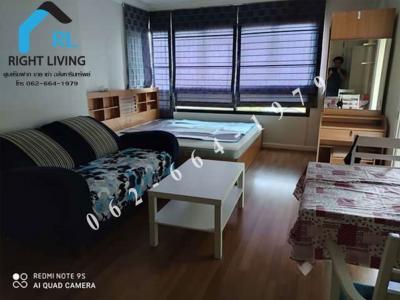 For RentCondoRama3 (Riverside),Satupadit : Condo for rent Lumpini Place Narathiwat-Chaopraya, 19th floor, special price