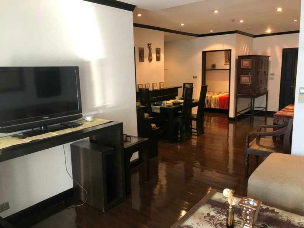 For RentCondoSukhumvit, Asoke, Thonglor : For Rent !! Top View Tower 91 Sq.m. Ready to Move