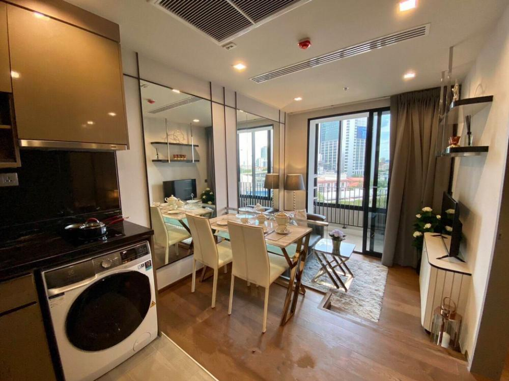 For RentCondoAri,Anusaowaree : For rent Ideo Q Victory 1Bed 24,000 THB BTS Victory