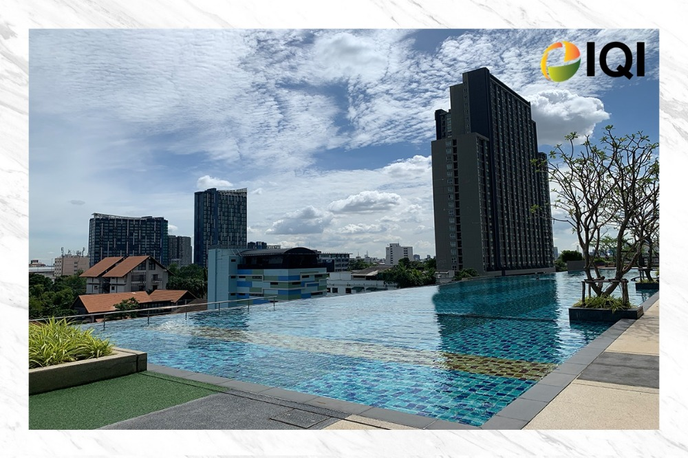 For RentCondoBang Sue, Wong Sawang : Condominium for rent Supalai Veranda Ratchavipha - Prachachuen Adjacent to the Si Rat Expressway, convenient access to the city