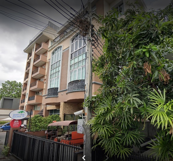 For SaleBusinesses for saleSukhumvit, Asoke, Thonglor : Urgent sale, Ekkamai apartment on an area of 215 sq m, 2 buildings, a total of 38 rooms, strongly discounted It is a good opportunity for buyers.