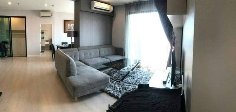 For RentCondoRama9, RCA, Petchaburi : +++ Urgent rent +++ ** The Niche Pride Thonglor-Phetchaburi, 3 bedrooms, 96 sq.m., pool view.