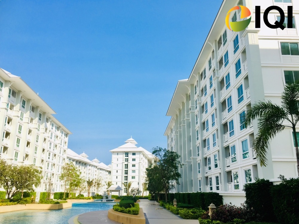 For SaleCondoCha am, Hua Hin : Luxury condo for sale for free !! Lifetime common fee The Energy Hua Hin (The Energy Hua Hin) Petchaburi