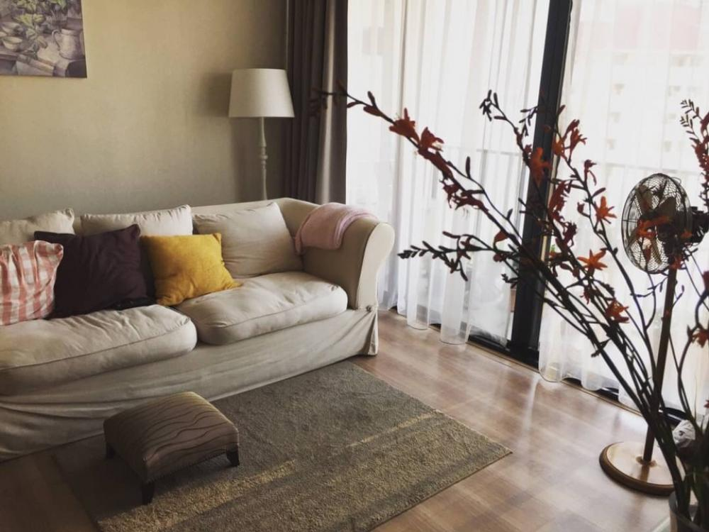 For SaleCondoLadprao, Central Ladprao : Selling at a loss, 1 bedroom, cheapest in The Issara ladprao building, 1 bedroom, large room, 52 sq m, beautiful decoration, can move in Shady project, livable, good value