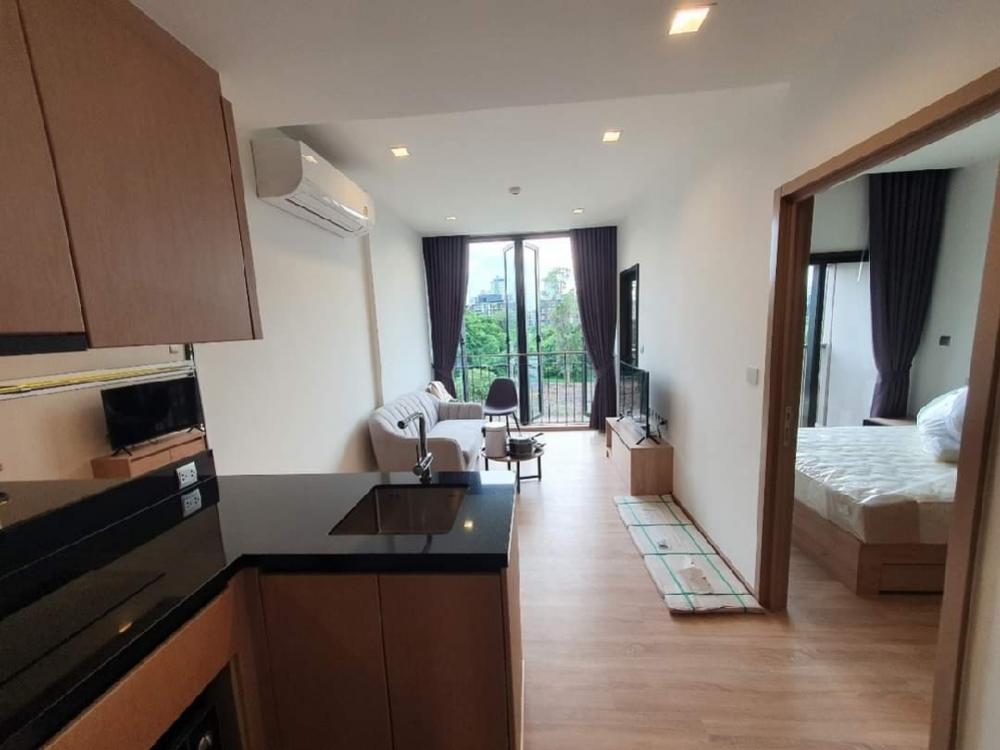 For RentCondoOnnut, Udomsuk : For rent KAWA Haus condo style waterfrontRent 12 months FREE!!! 1 MONTH