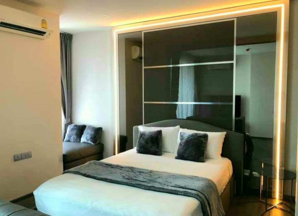 For RentCondoRatchathewi,Phayathai : 😍😍 New room, unboxing for rent, Ideo Q Siam-Ratchathewi, 1 bedroom, 25th floor, with private elevator. Sent to the front of the room, very safe