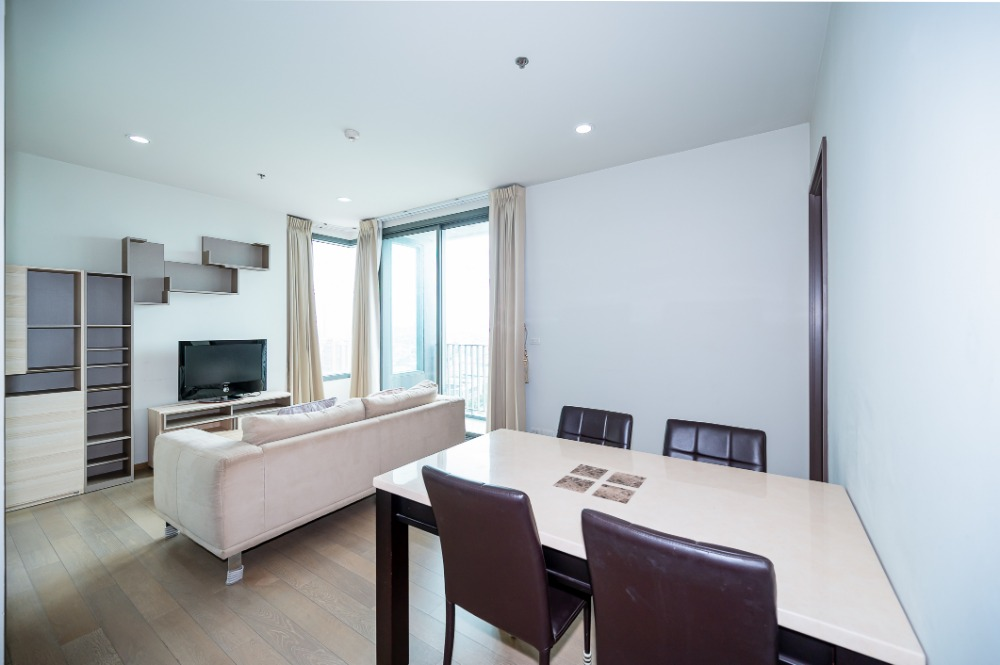 For SaleCondoRatchathewi,Phayathai : High Rise, Unblocked view, Fully furnished, Ready to move in, Near to BTS Phayathai, CD203578