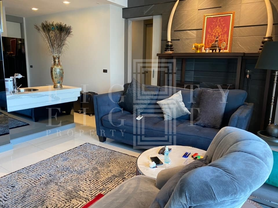 For RentCondoSilom, Saladaeng, Bangrak : For Rent M Silom (88.8 sqm.)