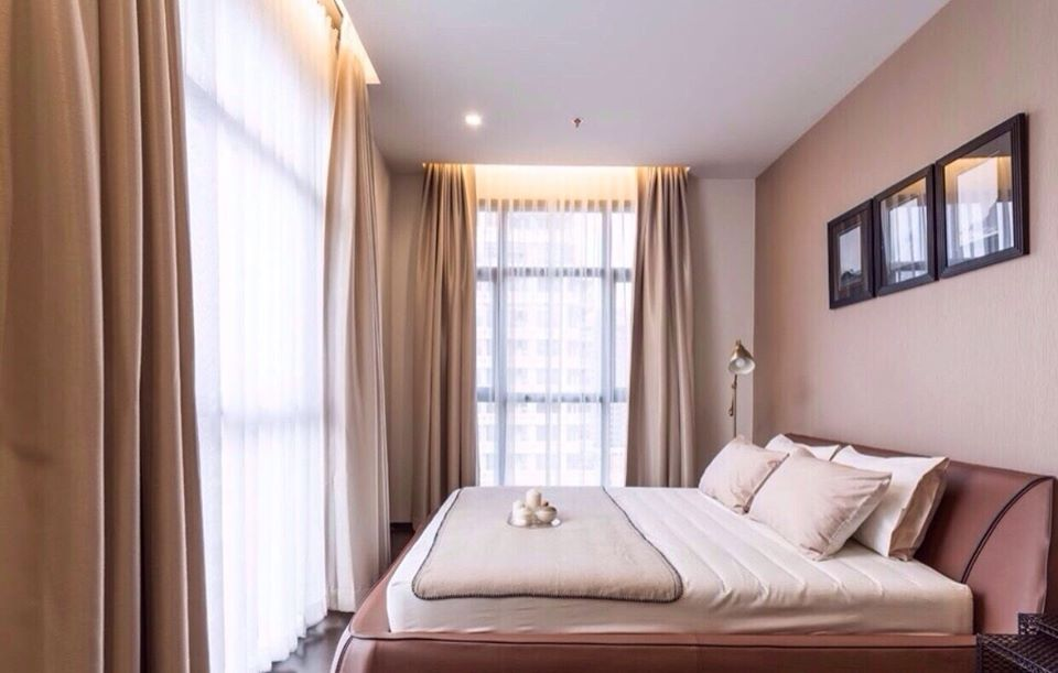 For RentCondoSukhumvit, Asoke, Thonglor : Rental : The XXXIX Condo , 55 sqm , 1 Bed 1 Bath , Floor 12