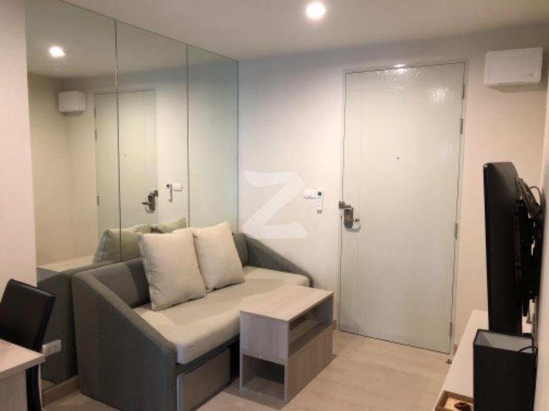 For SaleCondoSamrong, Samut Prakan : Sell / Rent The Kith Plus Condo Sukhumvit 113 Price 1.65M Fully Furnished, Best Room Location