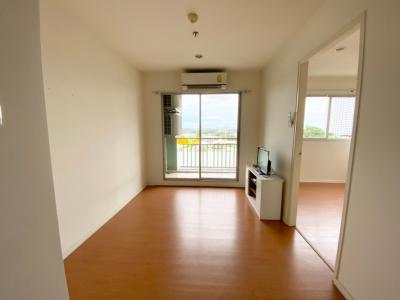 For SaleCondoPattaya, Bangsaen, Chonburi : Selling cheap 1 bedroom, corner room, 28.5 sq.m., empty room