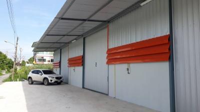 For RentWarehouseRangsit, Patumtani : MTK011 Warehouse for rent/factory for rent. Soi home for the elderly, size 180 sq.m.
