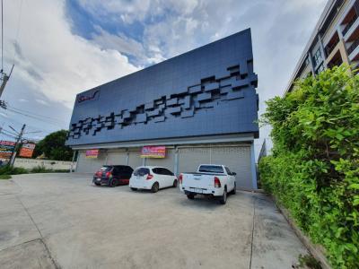 เช่าตึกแถว อาคารพาณิชย์หัวหิน ประจวบคีรีขันธ์ : ให้เช่าอาคารพาณิชย์ 3 ชั้น มือ1 พร้อมอยู่ติดถนนเพชรเกษม หัวหินซอย 12