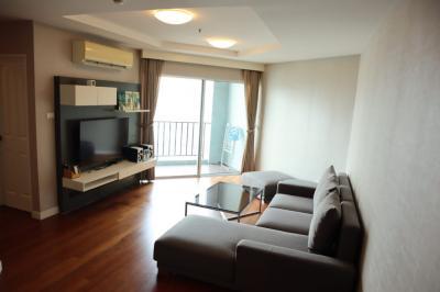 เช่าคอนโดพระราม 9 เพชรบุรีตัดใหม่ : RS22009*ให้เช่า FOR RENT 35,000/ ชั้นสูง วิวสวย 2 bed 2 bath 89.9sqm 25th floor A2.  Plz call 092-4297949