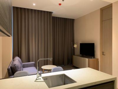 เช่าคอนโดสุขุมวิท อโศก ทองหล่อ : For Rent - The ESSE Asoke , 1 Bedroom 1 Bathroom **Nice Room // Ready to move in**