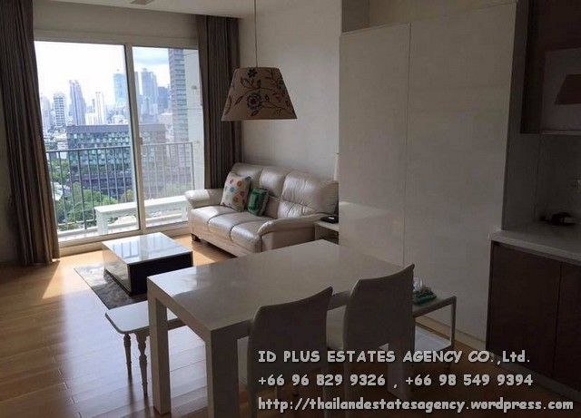 For RentCondoSukhumvit, Asoke, Thonglor : Siri @ Sukhumvit Condo for rent: 1 bedroom 1 bathroom for 52 sqm. On 21 floor with fully furnished and electrical appliances.Just next to BTS Thong Lor.Rental only for 35,000 / m.