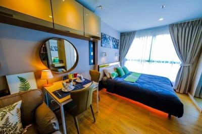 เช่าคอนโดบางนา แบริ่ง : For Rent  : Ideo O2 Price for Rent : 12,000 Baht!