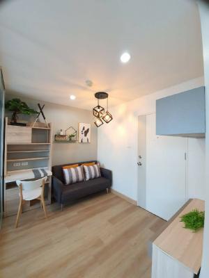 For SaleCondoOnnut, Udomsuk : ((Cheap Sale)) Condo Lumpini Ville On Nut 46, very beautiful room.
