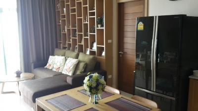 เช่าคอนโดพัทยา บางแสน ชลบุรี : ให้เช่าคอนโด Casalunar Paradiso บางแสน วิวทะเล 2 ห้องนอน